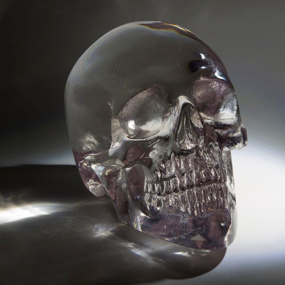Calavera de cristal - orgonitos.com